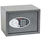 Image of Phoenix Compact Safe Home or Office Electronic Lock 8.5L Capacity 7kg W310xD200xH200mm Ref SS0801E