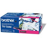 Image of Brother TN130M Magenta Laser Toner Cartridge