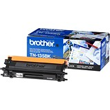 Image of Brother TN135BK Black Laser Toner Cartridge
