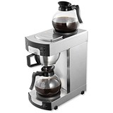 Burco Filter Coffee Maker with Warming Plate and Indicator Light / 14 Cup Capacity / 1.7 Litres