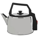 Image of Stainless Steel Catering Kettle / 2200W / 3.5 Litres