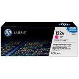 HP 122A Magenta Laser Toner Cartridge