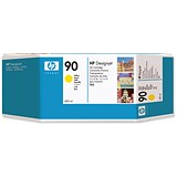 Image of HP 90 Yellow Ink Cartridge