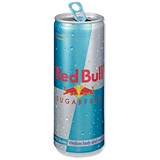 Image of Red Bull Energy Drink Sugar-free - 24 x 250ml Cans