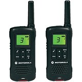 Image of Motorola TLKR-T60 2-way Radios Band PMR446 8 Channels 121 Codes Range 8km Ref 50046 [Pair]
