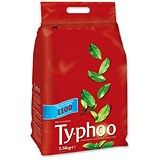 Image of Typhoo 1 Cup Tea Bags / Vacuum-packed / Pack of 1100