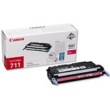 Image of Canon 711 Magenta Laser Toner Cartridge