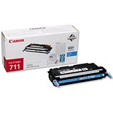 Image of Canon 711 Cyan Laser Toner Cartridge