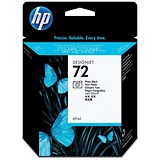 Image of HP 72 Photo Black Ink Cartridge