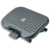 Footrest Tilting Adjustable H95-170mm - Charcoal