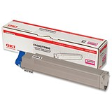 Image of Oki 42918914 Magenta Laser Toner Cartridge
