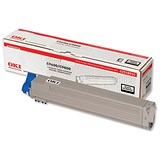 Image of Oki 42918916 Black Laser Toner Cartridge