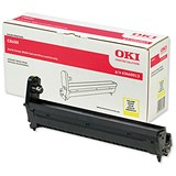 Image of Oki 43449013 Yellow Laser Drum Unit