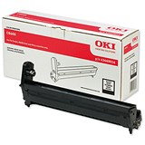 Image of Oki 43449016 Black Laser Drum Unit