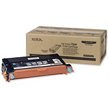 Image of Xerox Phaser 6180 High Yield Cyan Laser Toner Cartridge