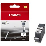Image of Canon PGI-7 Black Inkjet Cartridge
