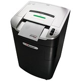 Image of Rexel Mercury RLX20 Large Office Shredder Cross-cut P-4 Ref 2102446