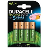 Image of Duracell StayCharged Long-life Rechargeable Battery / 1950mAh / AA / 1.2V