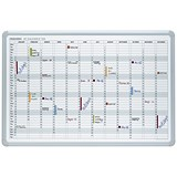 Franken Year Calendar Planner / Includes 2 Markers 3 Magnets / Mounted / 900x600mm