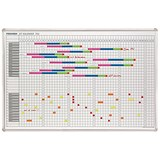 Franken Project Year Planner / Mounted / 900x600mm