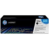 HP 125A Black Laser Toner Cartridge