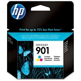 Image of HP 901 Colour Ink Cartridge