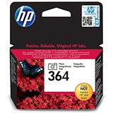 Image of HP 364 Photo Black Ink Cartridge