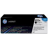 Image of HP 823A Black Laser Toner Cartridge