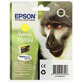 Image of Epson T0894 Yellow DURABrite Inkjet Cartridge