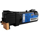 Image of Xerox Phaser 6125 Cyan Laser Toner Cartridge