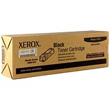 Image of Xerox Phaser 6125 Black Laser Toner Cartridge