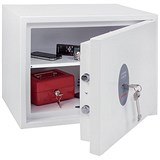 Image of Phoenix Fortress High Security Safe Key Lock 24L Capacity 25kg W450xD350xH350mm Ref SS1182K