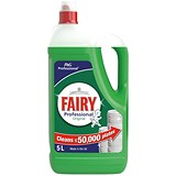 Image of Fairy Liquid / Original / 5 Litres