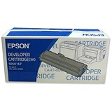 Image of Epson S050167 Black Developer Laser Toner Cartridge