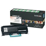 Image of Lexmark E360H11E Black Laser Toner Cartridge