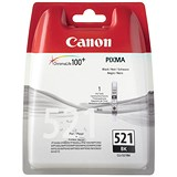 Canon CLI-521 Black Inkjet Cartridge