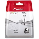 Canon CLI-521 Grey Inkjet Cartridge