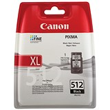 Image of Canon PG-512 Black Inkjet Cartridge