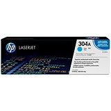 Image of HP 304A Cyan Laser Toner Cartridge