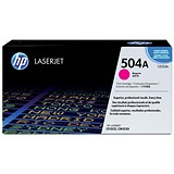 Image of HP 504A Magenta Laser Toner Cartridge