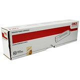 Image of Oki 44059105 Yellow Laser Toner Cartridge