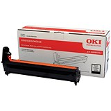 Oki 44064012 Black Laser Drum Unit