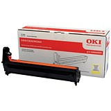 Oki 44064009 Yellow Laser Drum Unit