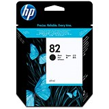 Image of HP 82 Black Ink Cartridge