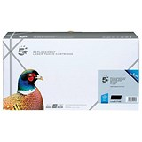 Image of 5 Star Compatible - Alternative to HP 641A Black Laser Toner Cartridge