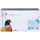 5 Star Compatible - Alternative to HP 641A Cyan Laser Toner Cartridge