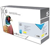 5 Star Compatible - Alternative to HP 641A Yellow Laser Toner Cartridge