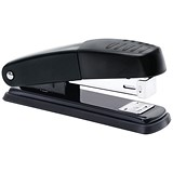 Image of 5 Star Half Strip Stapler - Metal / 20 Sheet Capacity / Black
