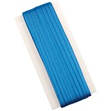 Image of 5 Star Legal Tape Braids / Silk / Suitable for Wills / 6mm x 50m / Blue