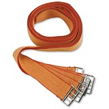Deed Straps with Buckle to Secure Bulky Documents / 33x900mm / Pack of 6